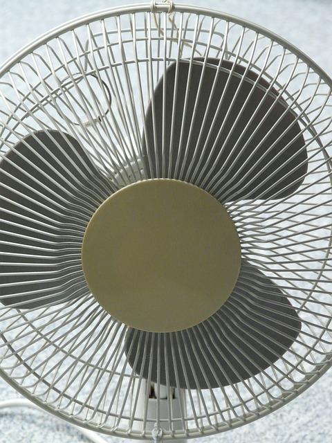 Hitzeschutz Büro