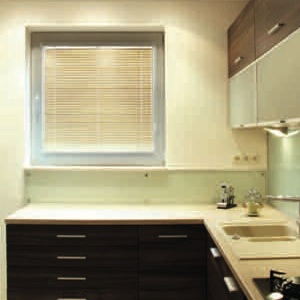 bambusjalousie raumausstatter qualit t feuchtraum geeignet ebay. Black Bedroom Furniture Sets. Home Design Ideas