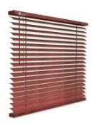 Bamabusjalousie Standard mit 25mm Bambus-Lamellen
