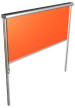 Mini- Rollo Seitenprofil Typ5f