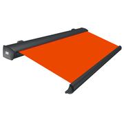 Kassettenmarkise Style orange Tuchfarben