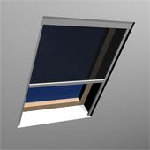 Insektenschutzrollo Dachfenster in der Laibung (Typ 3)