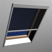 Insektenschutzrollo Dachfenster vor der Laibung (Typ 3)