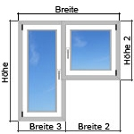 lamellenvorhang vertikallamellen crepe2 rechts t r fenster. Black Bedroom Furniture Sets. Home Design Ideas