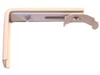 Wandhalter kurz bis 15 cm