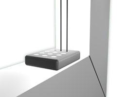 plissee montage plissees fenstermontage und installation auch ohne bohren. Black Bedroom Furniture Sets. Home Design Ideas
