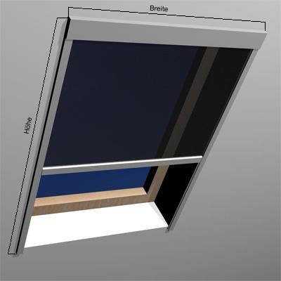 insektenschutzrollo dachfenster vor der laibung typ 3 fliegengitter. Black Bedroom Furniture Sets. Home Design Ideas