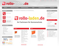 Screenshot rollo-lade.de